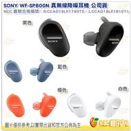 SONY WF-SP800N 真無線降噪耳機 公司貨 SP800N 藍牙耳機 無線耳機 耳塞式耳機 運動設計 降噪 防水 防汗
