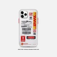 หรูหรากันกระแทกขัดฮาร์ดพีซีใสนุ่มขอบซิลิโคนสำหรับเคสไอโฟนเคสไอโฟน Apple iPhone 11 PRO MAX 7 8 Plus บวกแฟชั่น DHL ด่วนครบรอบ 50 ปีโลโก้โทรศัพท์เต็มปกกรณีสำหรับ iPhone x XS XR 7 จุด 8 จุดการ์ตูนกรอบ