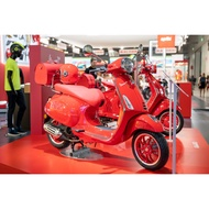 "VESPA Primavera 125 ""RED"" 特仕版 全台限量10台【新北板橋旗艦店】【台北萬華店】"