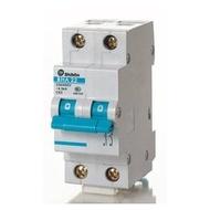 士林 小型斷路器 無熔絲開關 小型迴路保護器  BHA32 BHA 2P50A