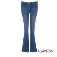 【LA NEW】超彈性中腰小喇叭褲 牛仔褲(女70831099)