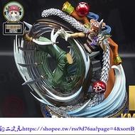 KM 海賊王 GK 巴基海賊團 小丑 巴基 海賊王  雕像手辦模型