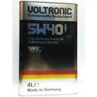 德國 摩德 VOLTRONIC 5W40 5W-40 全合成 機油 4公升裝