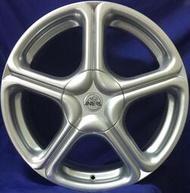 4孔114.3 5孔114.3 全新17吋複合孔鋁圈【益和輪胎】