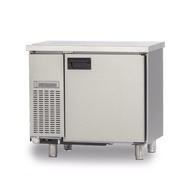 利通餐飲設備》全不鏽鋼304# 3尺 單門工作台冰箱 台灣製造