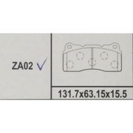 Elig 陶瓷來令片 JBT 改裝卡鉗專用 GGS+ 4w4P 耐高溫 超耐磨