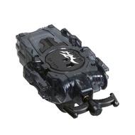 大賀屋 日貨 戰鬥陀螺 BURST GT B-141 透明黑 左迴旋 發射器 玩具 兒童玩具 正版 J00018331