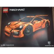 樂高積木LEGO 科技系列 42056 保時捷Porsche 911 GT3 RS V29