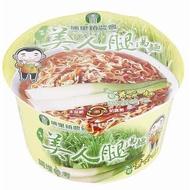 埔里美人腿湯麵水筍素食麵84g