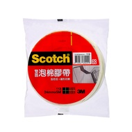 【3M】Scotch® 113 12mm 18mm 24mm 48mm 5M 雙面泡棉膠帶