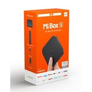 小米 - 小米盒子S 國際版 已預載 Netflix Android TV Box 網路機頂盒 電視盒子 4K播放器
