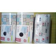 成人口罩我愛台灣 丰荷 平面防塵保護口罩 單盒50片入
