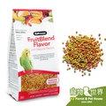 缺《寵物鳥世界》 路比爾 ZuPreem 水果滋養大餐-小型鸚鵡(0.875磅/0.4kg) 滋養丸 鳥飼料 RB021