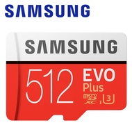 含稅 10年保 SAMSUNG 三星 512GB 512G EVO Plus microSDXC TF U3 記憶卡