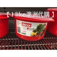 【I like澳洲代購】Decor Microsafe 微波 蒸煮 保鮮盒 耐熱餐盒 Container