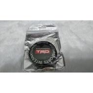 豐田 TOYOTA TRD 貼 56.5mm 汽車個性貼改裝 鋁圈 鋁圈蓋貼 中心蓋標貼 方向盤標輪轂蓋貼標 標志
