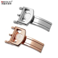 Watch accessories Substitute IWC IWC watch buckle leather strap folding buckle r