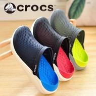 ส่งจากกรุงเทพ Crocs LiteRide Clog แท้ หิ้วนอก ถูกกว่าshop รองเท้าแตะ รองเท้าหัวโต รองเท้า
