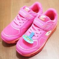 ✬Candy 童鞋✬ 現貨 LOTTO 樂得 GMAX彈力跑鞋 兒童運動鞋 慢跑鞋 彈力鞋 中大童