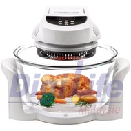 12L Digital Halogen Convection Glass Oven