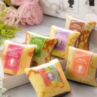 【搭啵s重乳酪蛋糕】6入搭啵包(莓果+香蕉oreo+地瓜+伯爵+蘋果+抹茶)