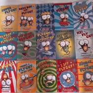 英文書蒼蠅小子Fly guy15冊