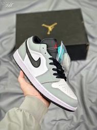 "Nike Air Jordan 1 Low""Light Smoke Grey"" AJ1"