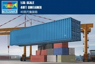 #01030 1/35 40ft Container Model Kit