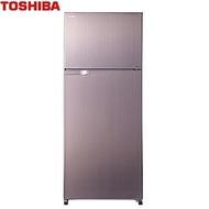 TOSHIBA 東芝 510L雙門一級能鋼板變頻冰箱 GR-A55TBZ-含基本安裝+舊機回收