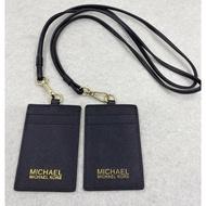 【現貨特賣❣直擊底價】Michael Kors MK證件夾 證件套 卡套 門禁卡套 證件套 銀行卡套 識別證 名片零錢包