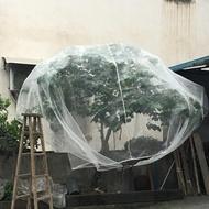 防鳥網 楊梅網罩櫻桃防蟲防風防鳥網水果樹罩多肉蓮霧桃樹羅幔大棚專用罩 寶貝計畫