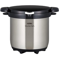 THERMOS SHUTTLE CHEF 4.5L CLEAR STAINLESS STEEL (KBG-4500 CS)