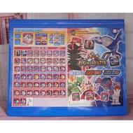 小禎雜貨  大本寶可夢卡冊 九宮格卡冊 硬幣收藏冊  神奇寶貝卡匣收集本 神奇寶貝卡冊 寶可夢卡匣收集本 可放100枚