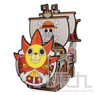 航海王造型置物架-千陽號