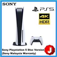 Sony Playstation 5 PS5 825GB Disc Edition (Sony Malaysia Warranty)
