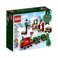 LEGO 樂高 Holiday 節慶系列 Christmas Train Ride 聖誕節小火車 40262