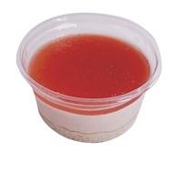 黃正宜低卡餐 生酮草莓慕斯蛋糕杯140g [團購免運滿1200可用85折扣券]