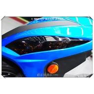 彩貼藝匠 X SENSE XSENSE 前方向燈(一對) 幻彩膜 犀牛皮 燈膜 燈殼 車殼 防刮 遮傷 保護 車膜