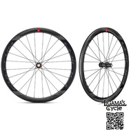 Fulcrum Wind 55/40 Disc C17 AC3 Carbon Clincher Wheelset-Tubeless Ready