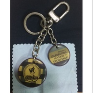 Porter 鑰匙圈  10週年鑰匙圈 (二手)