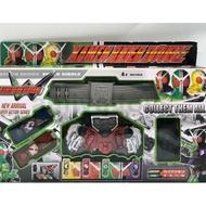 [READY STOCK] Kamen Rider W's Belt Set Transformation Belt Ver. 20th DX Double Driver Toy for kids