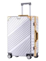 KLQDZMS 20''24''26''29Inch Retroล้อรถเข็นกระเป๋าเดินทางABSใหม่กระเป๋าเดินทางรถเข็นกระเป๋าเดินทาง