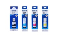 【APP領券結帳9折】EPSON T03Y100/200/300/400原廠盒裝墨水(1組4色) 適用:L4160.L4150.L6170.L6190