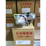 [明煒汽材] 三菱 SPACE GEAR 2.4 / FREECA 2.0 日本件 新品 啟動馬達