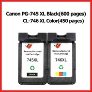 Canon 745 745s 746 746s XL MG2570s 2470 3070 3077 2970 IP2870 Ts3170 207 307 MX497 PIXMA PG745 CL746 Ink Cartridge