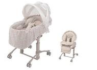二手 Aprica 愛普力卡嬰兒餐搖椅