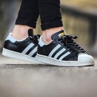 Adidas Originals Superstar 黑 白 金標 奶油 復古 男女鞋 G61069
