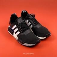 Adidas NMD R1 Japan 日文 白標 黑 紅  EF2357 全新正品【彼得潘】