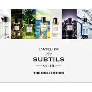 VT X BTS L'ATELIER des SUBTILS VT X BTS Perfume 50ml 7 Types