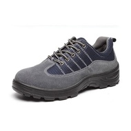 Anti-Collision Steel Toe Outdoor Hiking Safety Shoes